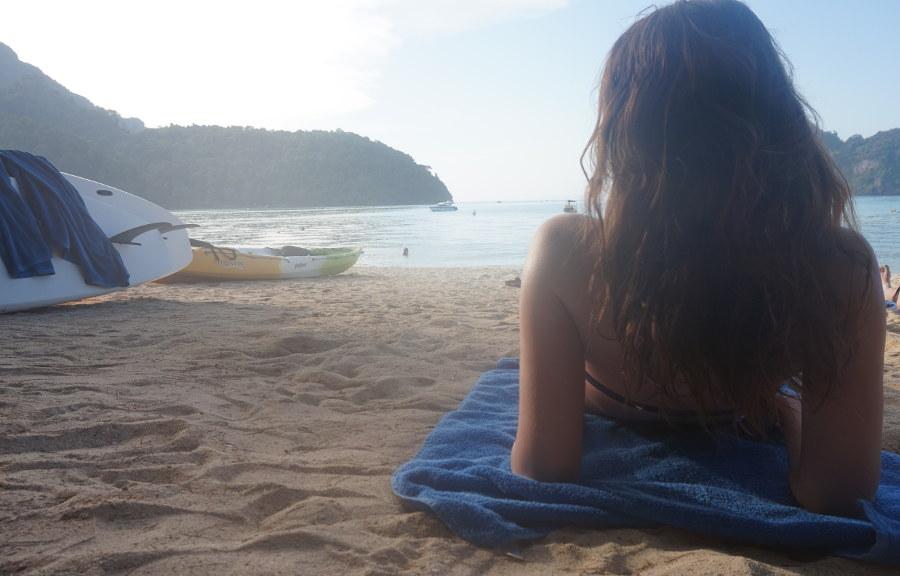 Sonnenschutz für Haare