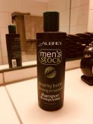 Haarwachstum anregen und fördern shampoo männer